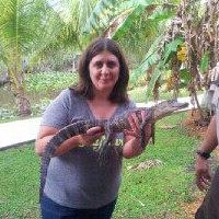 Theresa_alligator